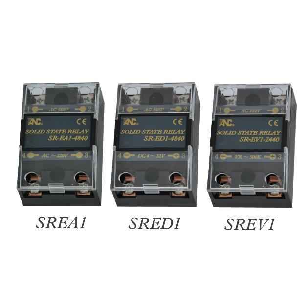 ANC單相SSR固態繼電器 1