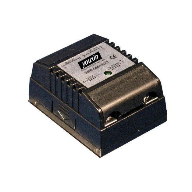 SSR單相DC-DC直流固態繼電器 1
