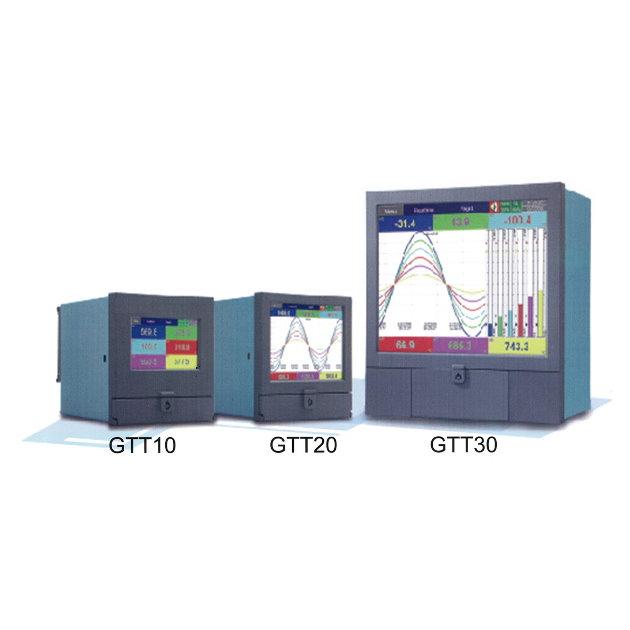 GTT觸控式無紙記錄器 1