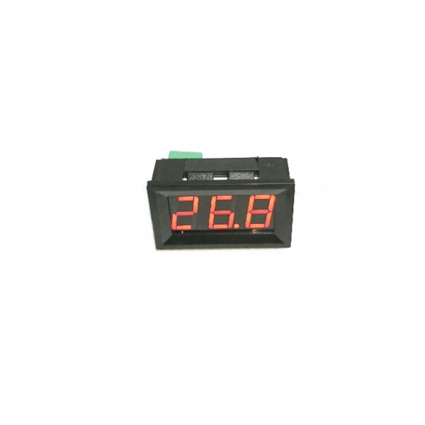 K TYPE 小型溫度顯示錶 1