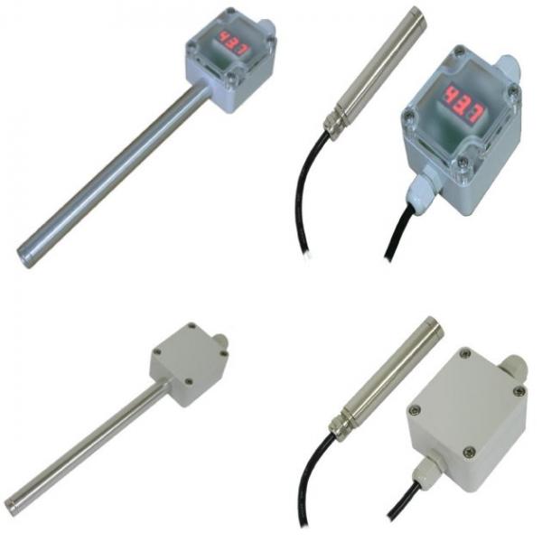 YXH 系列 溫濕度傳送器(高溫高濕) 1